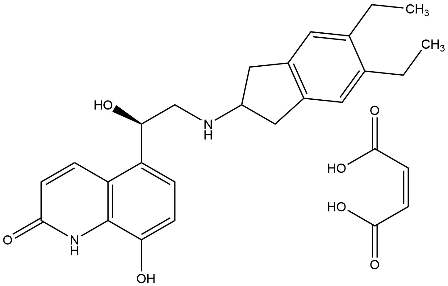 Indacaterol Maleate Indacaterol OST Research Chemicals Inc.